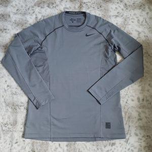Nike Pro Combat Hyperwarm Long Sleeve Shirt